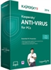 Picture of Software Kaspersky AntiVirus 2014 - 1 User - 1 Ano