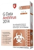 Picture of GDATA 2014 Antivirus 3 PCs / 1 Ano