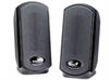 Picture of Colunas de Som Genius USB 1w RMS SP-U110-Black