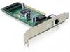 Imagem de Controladora Delock PCI 1 x Gigabit LAN