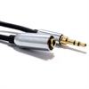 Picture of Cabo Audio Jack 3.5M/Jack 3.5F GOLD 5.00m