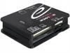Imagem de Leitor de cartões Delock USB2.0 Allin1 6x Slots