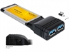 Imagem de Controladora Express Card / USB 3.0 2x NEC Delock