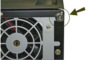 Imagem de Parafuso de segurança p/caixas de PC