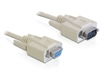 Picture of Cabo Null Modem DB9F/DB9F 5.00mts