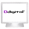 "Imagem de Monitor Touch Screen 17"" USB D Digital DD-1788W White"