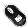 Picture of Rato Optico Hello Kitty  USB Black